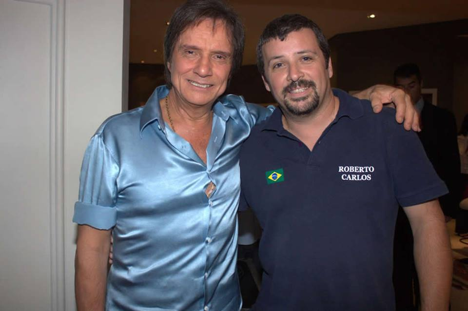 Resultado de imagem para Roberto Carlos camarim cassol